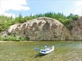 Каменный купол.