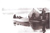 Река Нижняя Тунгусска,1978год.