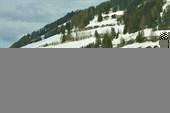 Типичный горнолыжный поселок