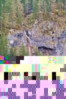 Водопад в Serrai di Sottoguda