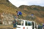 раздача велосипедов