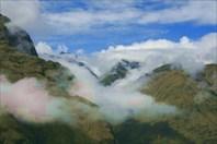 наплывающий туман