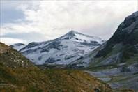 место старта,4700 метров.