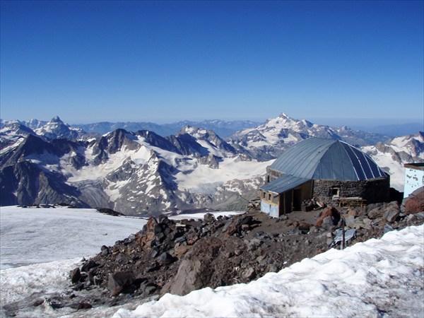 Приют-11 высота 4100м