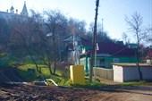 Памятник трактористу