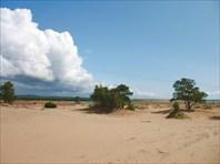 Пустыня на Кольском