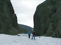 На перевале Рамзая