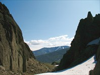 На перевале Юмьекорр