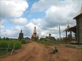 Поселок Варзуга