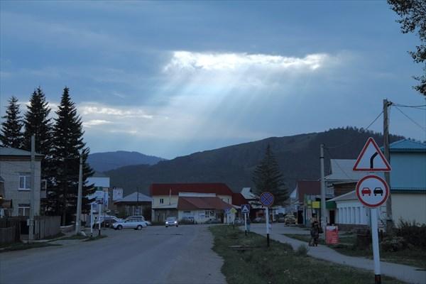 В Усть-Коксе