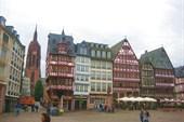 Уголок старого Франкфурта