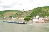 Прекрасен Рейн при ясной погоде...