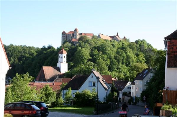 Крепость Харбург