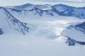 Пролетаем над горами Вольтат
