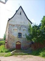29 Средневековый дом