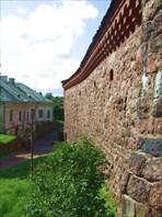 70 Южная стена