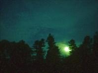 прорываемся ночью по тайге