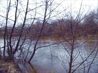 По большой воде реки чусовой