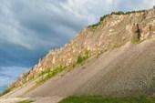 Скалы у притока Бол. Коченки