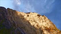 Вид с Главной дороги на мыс Тешкли-бурун