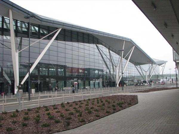 Гданьск. Аэропорт