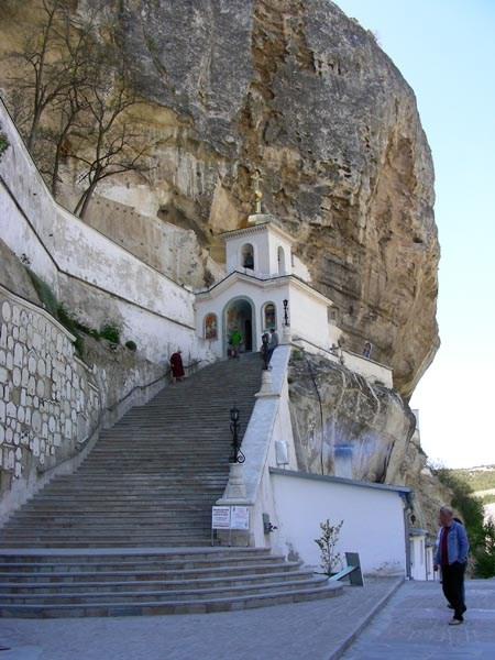 Пещерный монастырь (не чокрак)