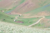10. Вид с перевала.