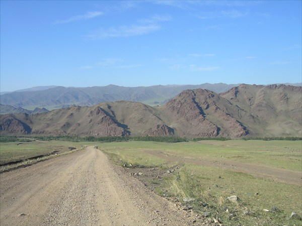 03. Вид на долину р. Каргы.