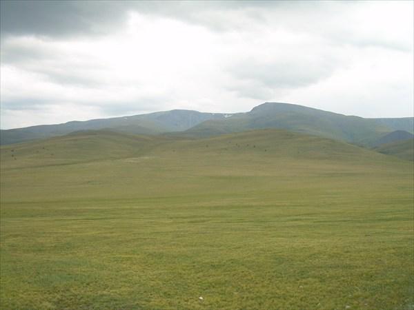 23. Горы Даган-Тэли.