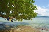 Вид на Вайсаи с острова