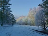 Весенне-зимнее приключение