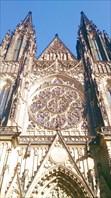 Собор Св. Вита-город Прага