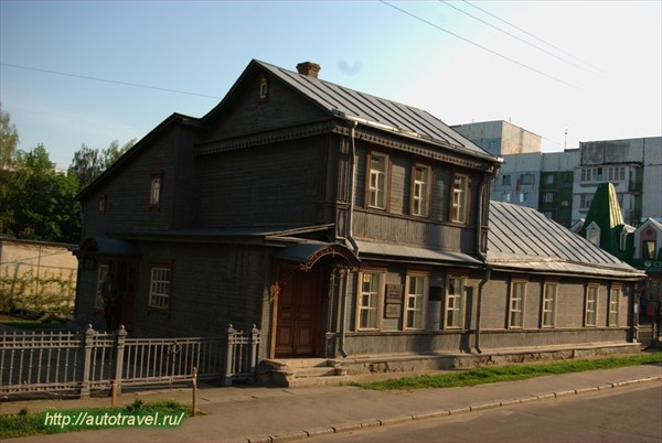 Дом-музей В.А. Русанова