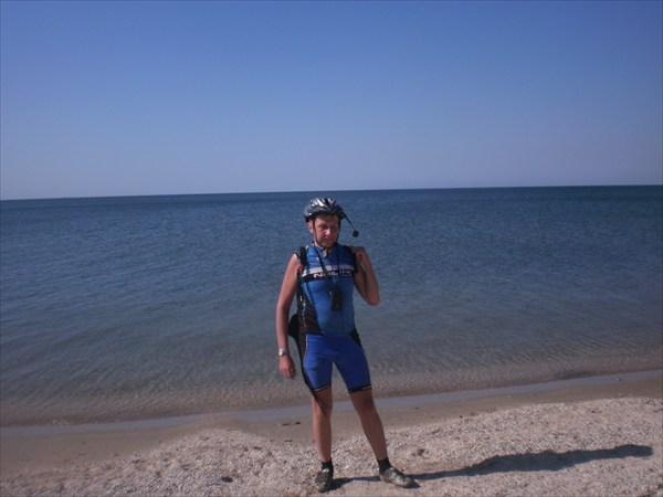 Бердянск. Азовское море.