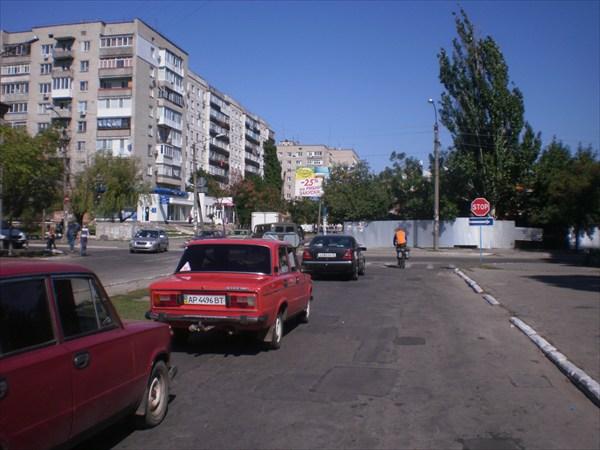 Бердянск. Центр.