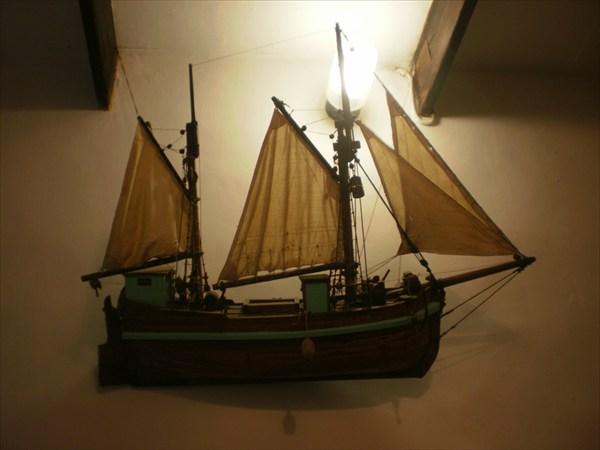 В музее Грина.