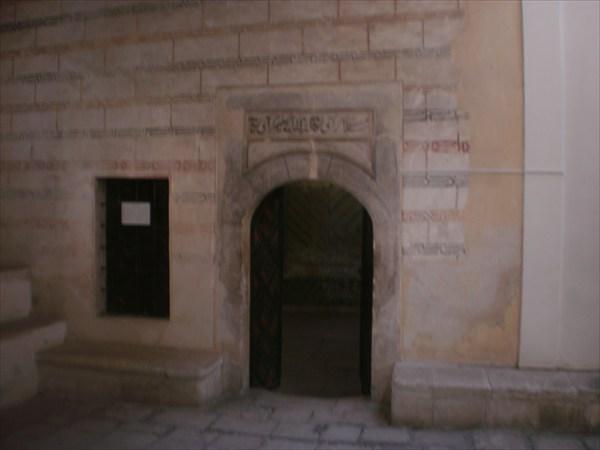 Ханский дворец.