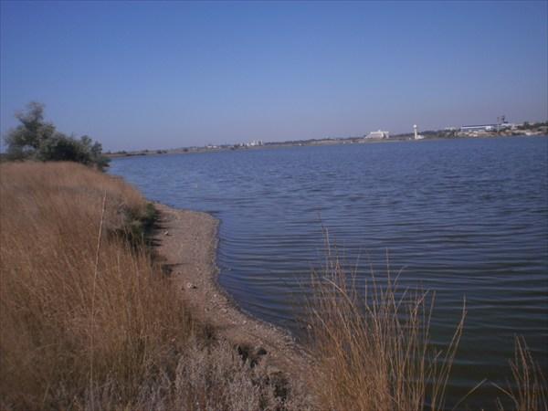 Озеро Сакское.