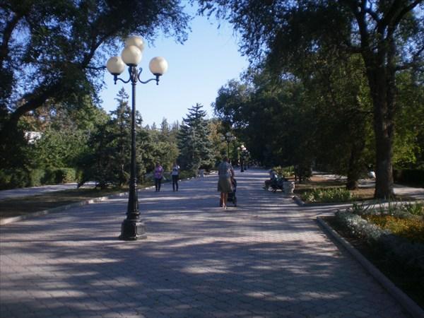 Улица Дувановская.