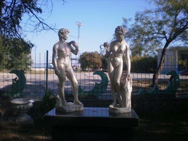 Музей мировой скульптуры.