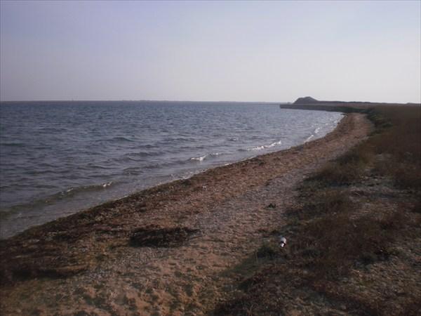 Озеро Донузлав.