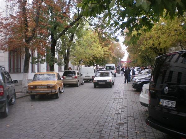 Симферополь, центр.
