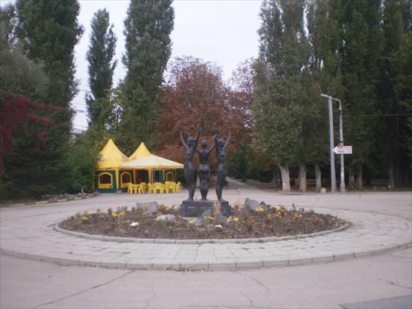 Парк Гагарина.