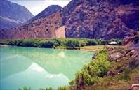 Дача президента Таджикистана.