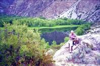 Озеро Змеиное.