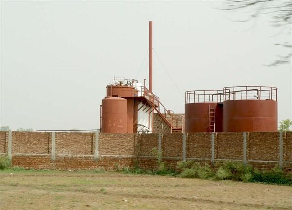 Современный заводик по переработке сельхозпродукции