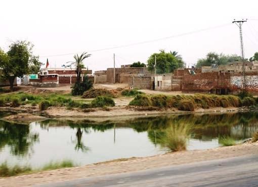 Местная деревня