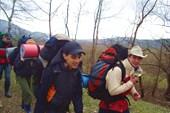 По дороге к реке Псекупс