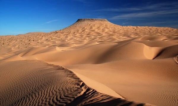 на фото: Сахара