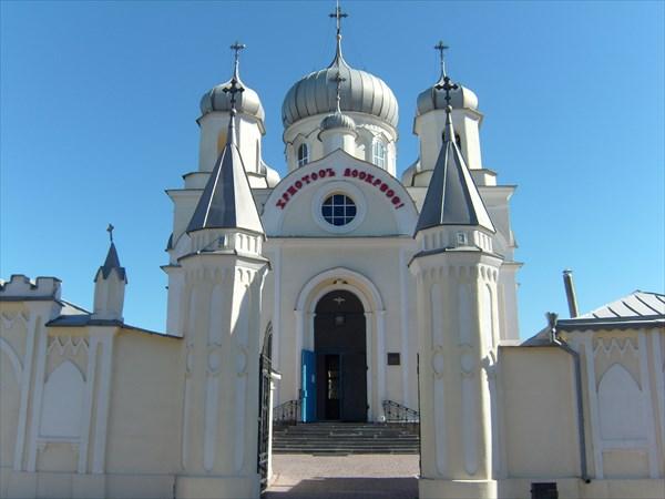 Свято-Вознесенский собор. г. Александровск Луганской области.